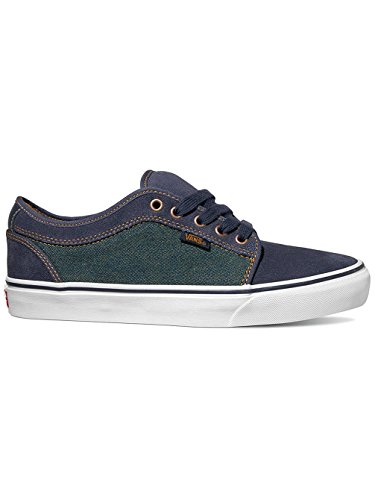 Vans Chukka Low (denim) navy/bronze Fall Winter 2016 - (Denim Chukka)