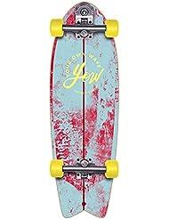 YOW Surf yocb7a01–04, table pour Skate mixte adulte–, Multicolore, Taille unique