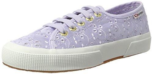 Superga 2750 Sangallqsatinw, Basses Femme Violett (violet lilac)