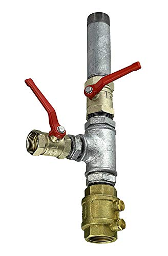 Connex Doppelter Pumpenstock 1 1/4