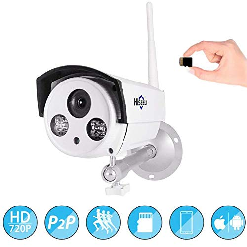 XINCH Baby Monitor Home Monitoring 720p WiFi-Netzwerk-Kamera wasserdichtes HD-Webcam und Android/Ios/Compute Motorola Wireless Home Network