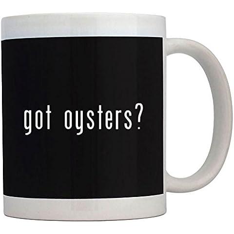 Teeburon Got Oyster? Taza