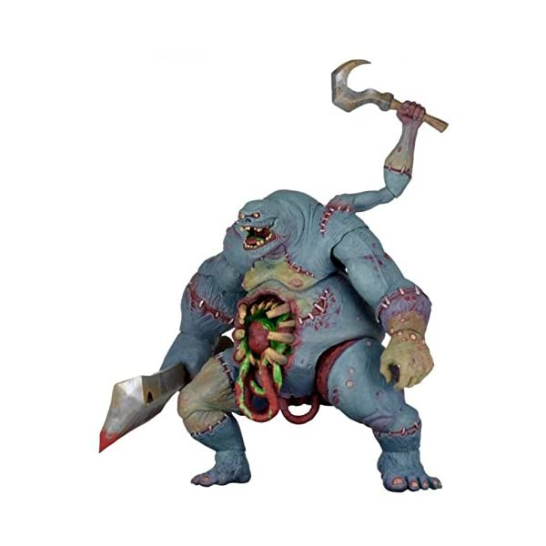 Heroes of the storm - Stitches figura, 18 cm (Neca NEC0NC45404) 2