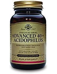 SOLGAR - ACIDOPHILUS AVANZADO 40(60)SOL