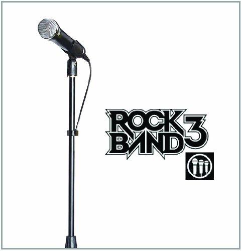 Microphone Stand MC Rock Band 3 universal
