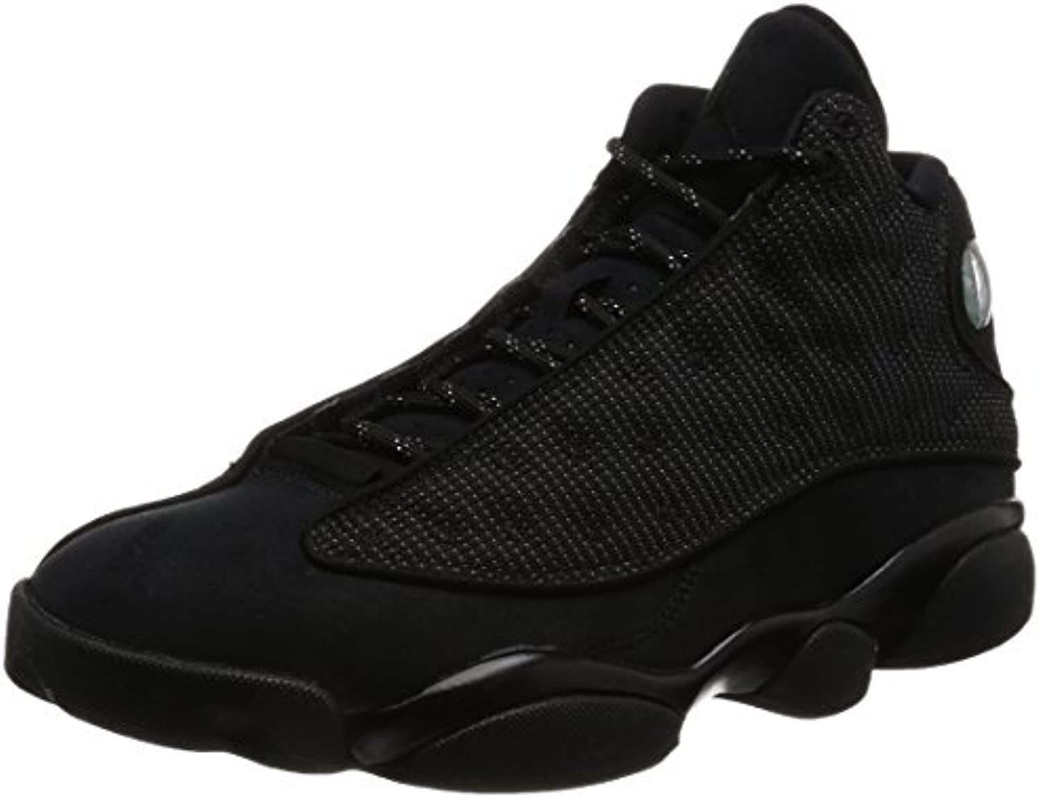 AIR JORDAN 13 RETRO 'BLACK CAT', BLACK/BLACK-ANTHRACITE, 11
