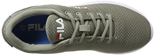 Fila Men Base Fury Run 2 Low, Sneaker Uomo Grau (Castle Rock)