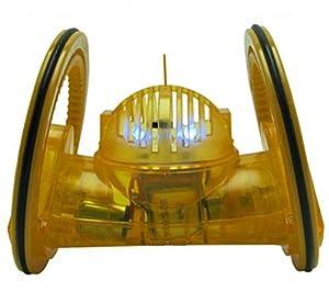 Desk Pets Trekbot - Juguetes de Control Remoto (Polímero de Litio, 74 mm, 65 mm, 63 mm, 51 g)