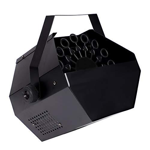 Luftblasenmaschine, Hochzeit, 25 W, 220 V, tragbar, 1 l, elektrisch, Luftblasengebläse für Haus/Außen Schwarz