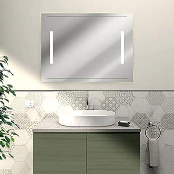 Specchio Bagno Retroilluminato Prezzi.Styleglassitalia Com Specchio Bagno Retroilluminato Mod Luxor