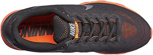 Nike Air Max Tailwind 7 683632 Herren Laufschuhe Training Mehrfarbig (Blk/Mtllc Slvr-Hypr Crmsn-Tm R 002)