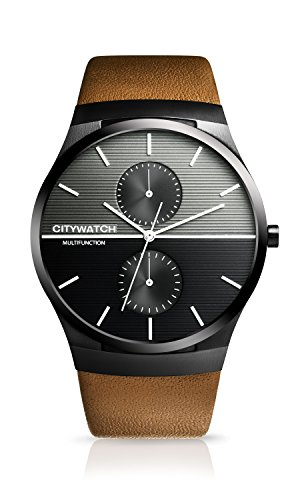 CITYWATCH Limited Edition Herren-Uhren CY005.01BR (Luxus-uhren, Limited Edition)