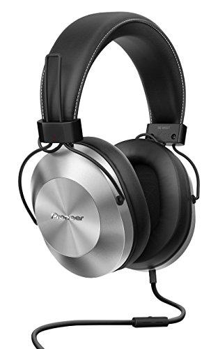 Pioneer SE-MS5T(S) Over-Ear Kopfhörer (High-Res Audio Wiedergabe,