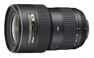 Nikon AF-S VR 16-35mm F4 G ED - Objetivo con Montura para Nikon (Distancia Focal 24-52mm, Apertura f/4, estabilizador de Imagen) (B0037KM0XA) | Amazon Products