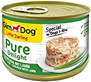 Gimborn Gimdog Little Darling Pure Delight Chicken With Lamb, 150 gm