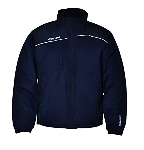 BAUER Core Heavyweight Winter Jacket Senior + Junior navy