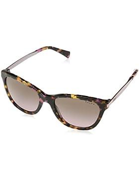 Ralph 0Ra5201, Gafas de Sol para Mujer, Pink Marble / Pink, 54