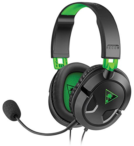 Turtle Beach Recon 50X Auricolare di Gioco - XboxOne e PS4