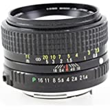 Rikenon P Ricoh 50mm 50 mm 1:1.4 1.4 Lens -- Pentax PK