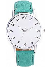 Relojes de mujeres,KanLin1986 reloj inteligente relojes cuero bisuteria mujer cinturones anchos relojes de niña