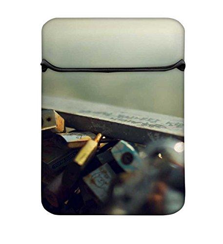 Spind Brücke 17bis 17,6schützende Neopren mit Tragetasche aus Tasche für MacBook Acer Dell HP Lenovo Chromebook