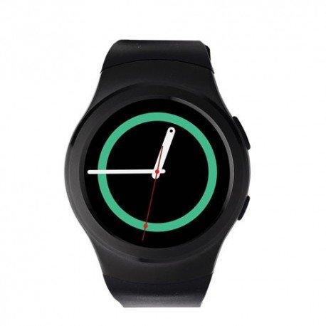 Swiss-pro - Reloj inteligente vernier smartwatch negro bt 4 0 tarjeta sim pulsometro podometro
