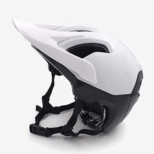 xupu Fahrradhelm Fahrrad Fahrrad Helm Erwachsene Mountainbike Sicherheit Sonnenschirm Downhill Helm Trail Zubehör Sport Sicherheitshelm