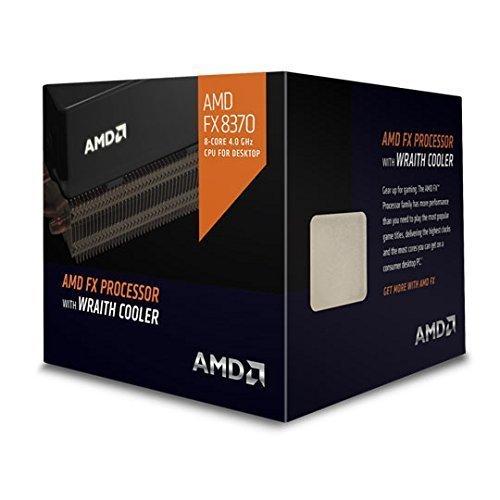 AMD FX 8370 FD8370FRHKHBX Processor mit Wraith Kühler