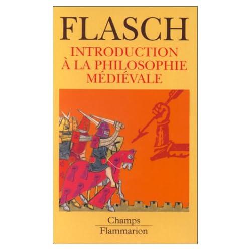 Introduction à la philosophie médiévale