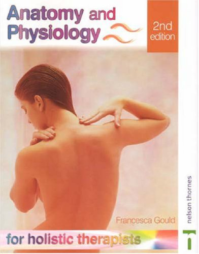 Anatomy and Physiology for Holistic Therapists Test