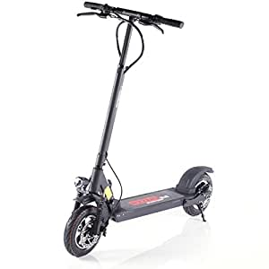 wizzard elektro city scooter 2 5s e roller mit 40 km h. Black Bedroom Furniture Sets. Home Design Ideas