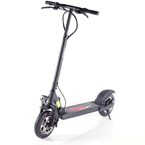 Wizzard Elektro Scooter 2.5S City E Roller mit 40 Km/h Geschwindigkeit und 50 Km Reichweite (Elektro-roller-teile Razor)
