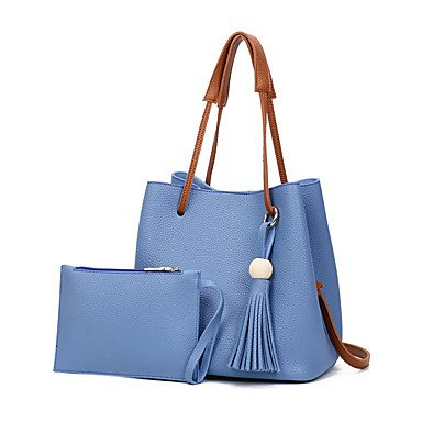 Le donne della moda Classic Crossbody Bag,Ruby Blue