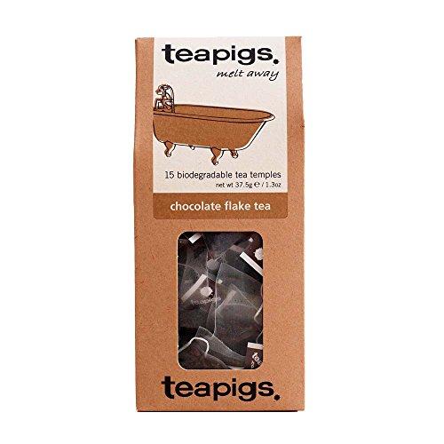 teapigs Chocolate Flake 15 Tea Temples