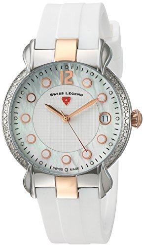 Reloj Swiss Legend para Mujer SL-16591SM-SR-02-WHT