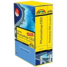 Value Pack: Photoshop CS2 Kompendium + Photoshop CS2 Übungsbuch - Komplett in Farbe! Mit Video-Training auf DVD: Pixelperfektion von Retusche bis Montage (Kompendium/Handbuch)