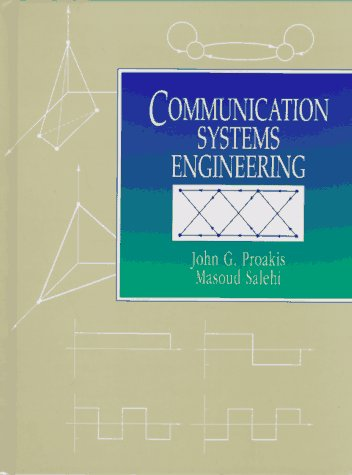 Communication systems engineering (2nd edition) (9780130617934.