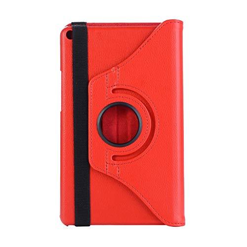 Preisvergleich Produktbild NIUQY Sonderverkauf Geeignet für Huawei Mediapad T3 8Inch Flip Leder Drehbarer Tablet Case Cover Halter Mode Personalisiert Intelligentes Gerät Fitting Ausverkauf