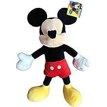 Mickey Mouse 30cm Muñeco Peluche Super Soft Raton Disney Junior Mickey Mouse Club House Alta Calidad