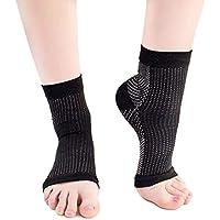 AiBarle Clearance!!! Comfort Foot Anti-Müdigkeit Frauen Nylon Kompressionssocken Elastische Ärmel Herren Socken... preisvergleich bei billige-tabletten.eu