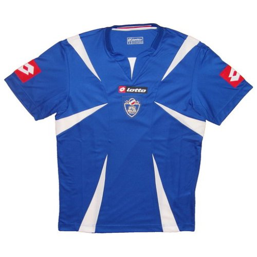 Lotto Fussball T-Shirt Serbia-Montenegro WM Home, Größe S, royal/white (Shirt Home Lotto)
