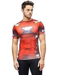 Under Armour Iron Man Suit SS T-shirt à manches courtes