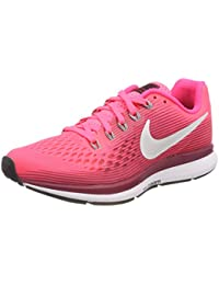 sports shoes 37bbb 66d09 Nike Air Zoom Pegasus 34, Scarpe Running Donna