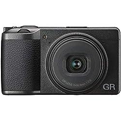 RICOH GR III Ultimate instantané Premium Appareil Photo Compact 24Mpx APS-C capteur 28mm F2.8 Haute qualité Objectif GR Compact Pochette Appareil Photo numérique Gain de 4 Vitesses d'obturation