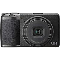 """Ricoh GR III Ultimate-Schnappschusskamera Premium-Kompaktkamera 24MP APS-C-Sensor 28mm F2.8 Hochwertiges GR-Objektiv Kleine und kompakte digitale Pocketkamera Shake Reduction auf 4 Achsen 3,0"""" LCD"""