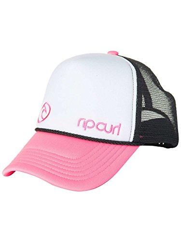 Rip Curl Mujer Hotwire trucka Cap Tapa, mujer, GCABS1, rosa brillante, talla única