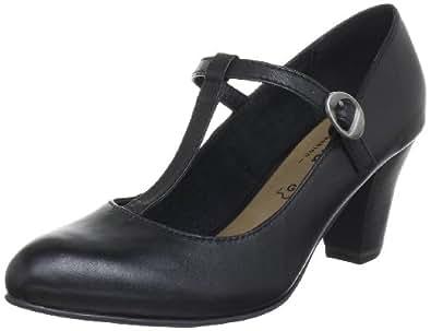 Jana Fashion 8-8-22420-20, Damen Pumps, Schwarz (BLACK 001), EU 36 (UK 3.5) (US 3.5)