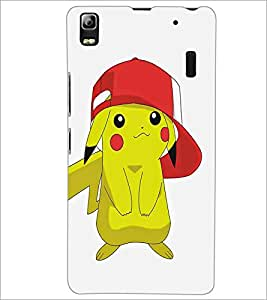 LENNOVO A7000 CARTOON CHARACTER Designer Back Cover Case By PRINTSWAG