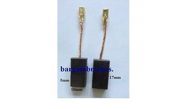 CARBON BRUSHES HILTI AG125SE AG125-A22 DAG 100-S DAG125SE DAG125S DCG125-S BS6