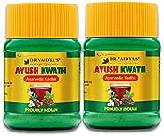 DR. VAIDYA'S new age ayurveda | Ayush Kwath | Ayurvedic Immunity Boosting Kadha Powder | 50 gms Each (Pack